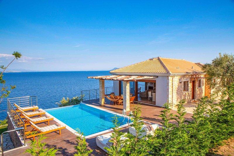 Villa Iris Marine, holiday rental in Sivota