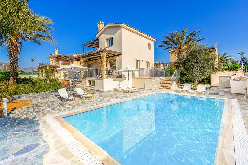 Villa Paralia, vacation rental in Limni