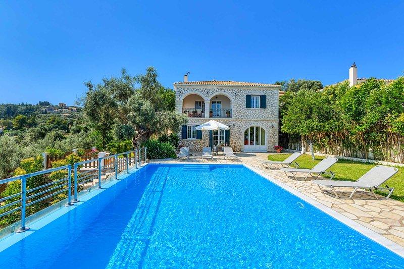 Villa Petra, holiday rental in Spanochori