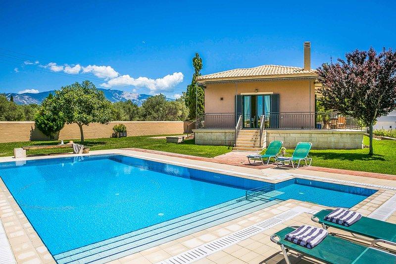 Villa Regaliki, location de vacances à Agia Pelagia