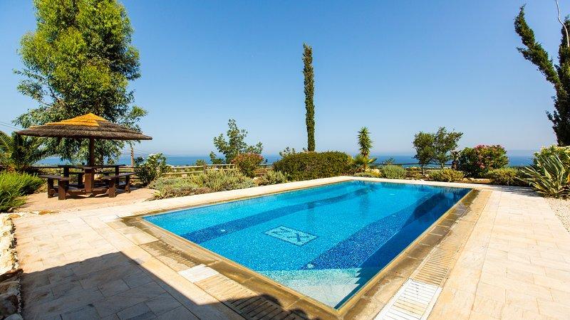 Villa Kyrene, location de vacances à Argaka