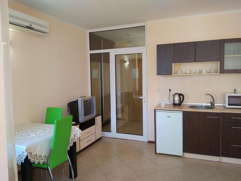 Famili apartment on the golden Sands, near the sea, casa vacanza a Kranevo