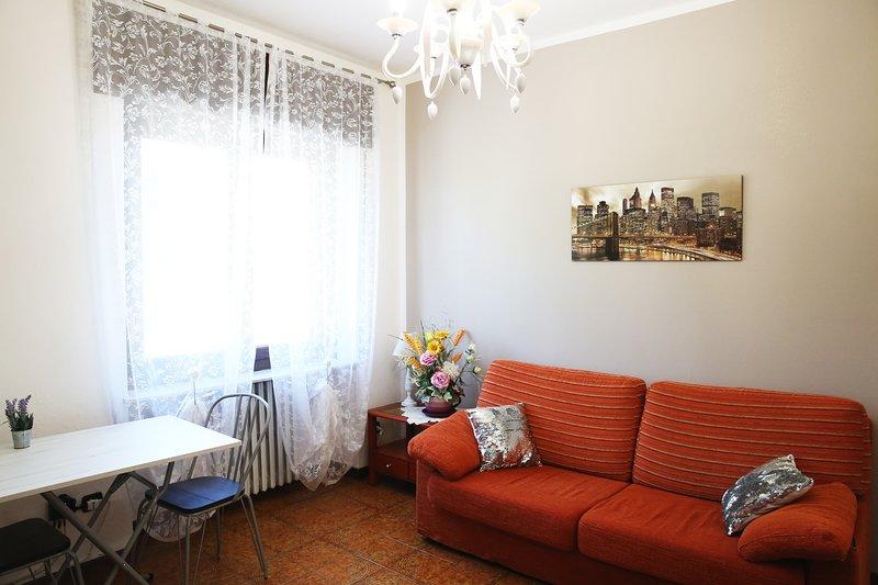 Appartamento delle Rose, casa vacanza a Casorate Sempione
