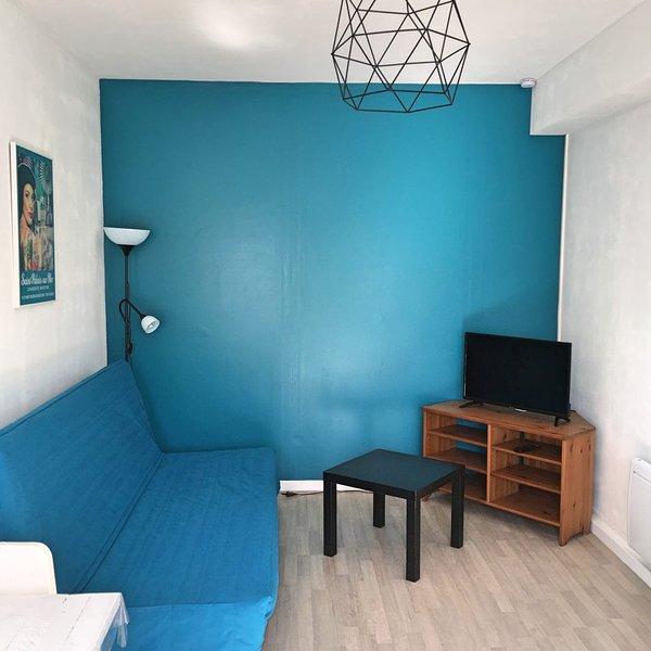 Apartment 6 Les Carrelets Living Room