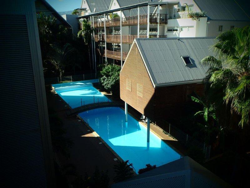 Appartement - Résidence Les Docks du Sud, casa vacanza a Bois d'Olives