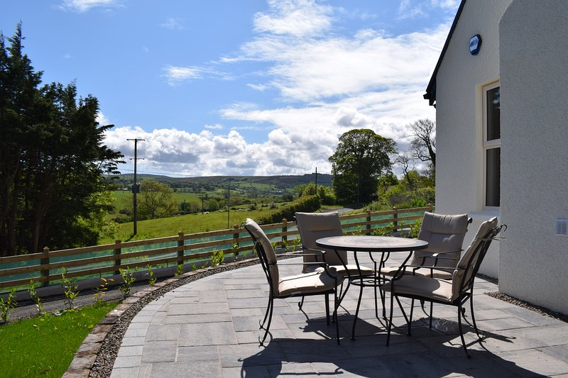 Glenview, holiday rental in Glenariffe