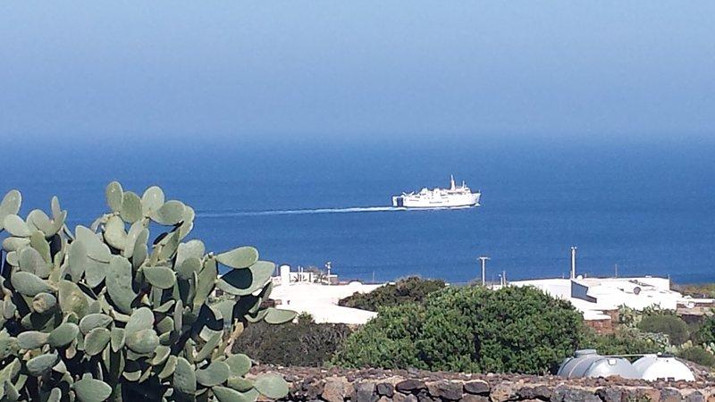 LA VILLETTA DI PAOLO – semesterbostad i Pantelleria Town