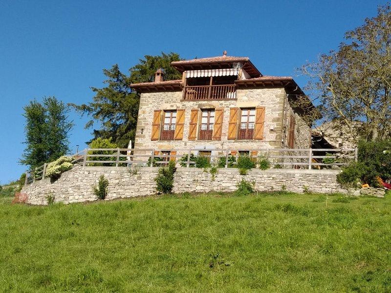 Casa Julia (casa rural), holiday rental in Alles