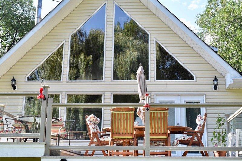 Stellars Jay Hollow, alquiler de vacaciones en Summerland