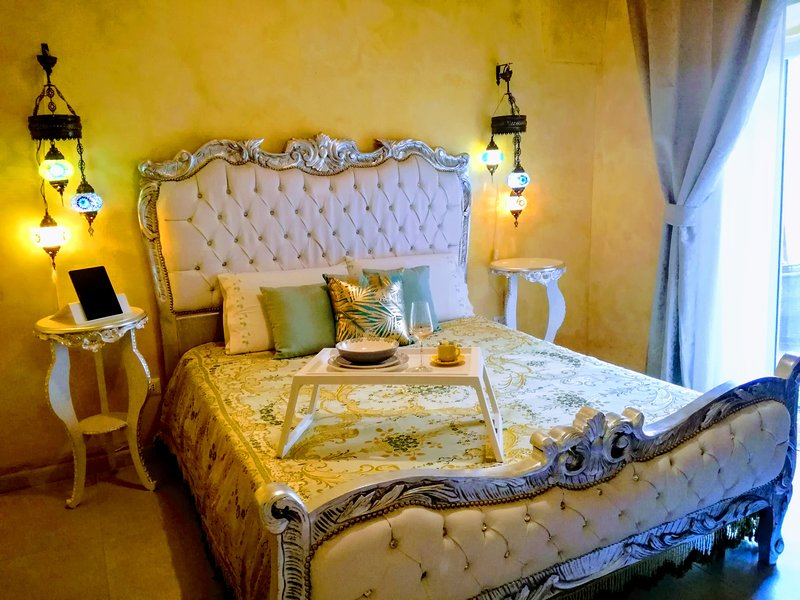 Itria Room Deluxe (B&B Borgo Salentino), holiday rental in San Vito dei Normanni