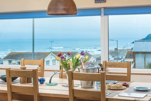 Sea View Bungalow, Widemouth Bay, Bude. ☀️☀️☀️☀️☀️, vakantiewoning in Bude-Stratton