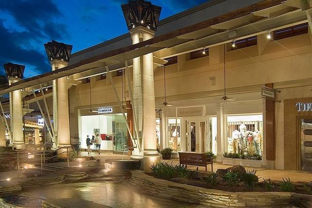 Upscale shopping just down the road - The shops at La Cantera