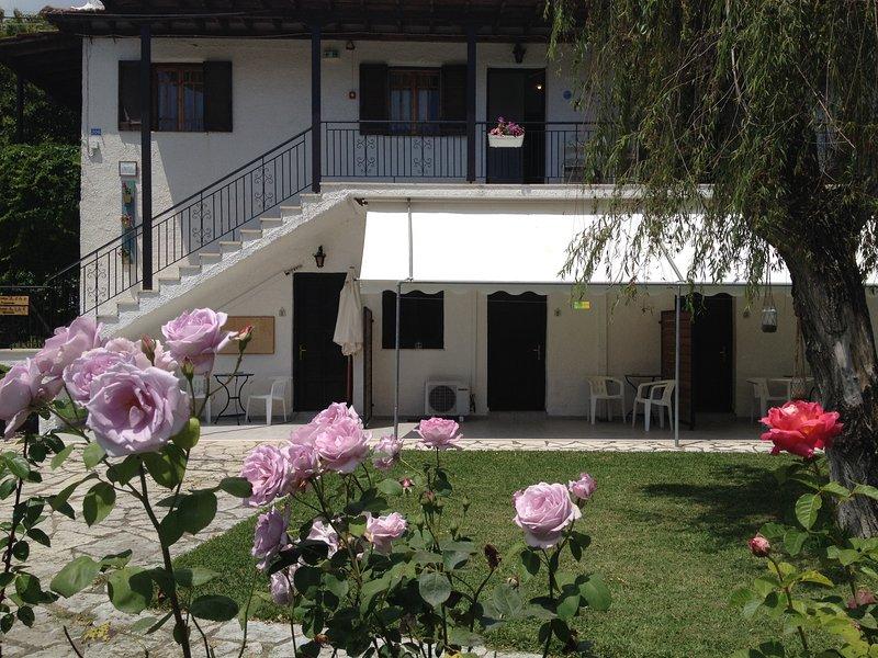 Lefkada Nydri Dimitra Studios, casa vacanza a Vafkeri
