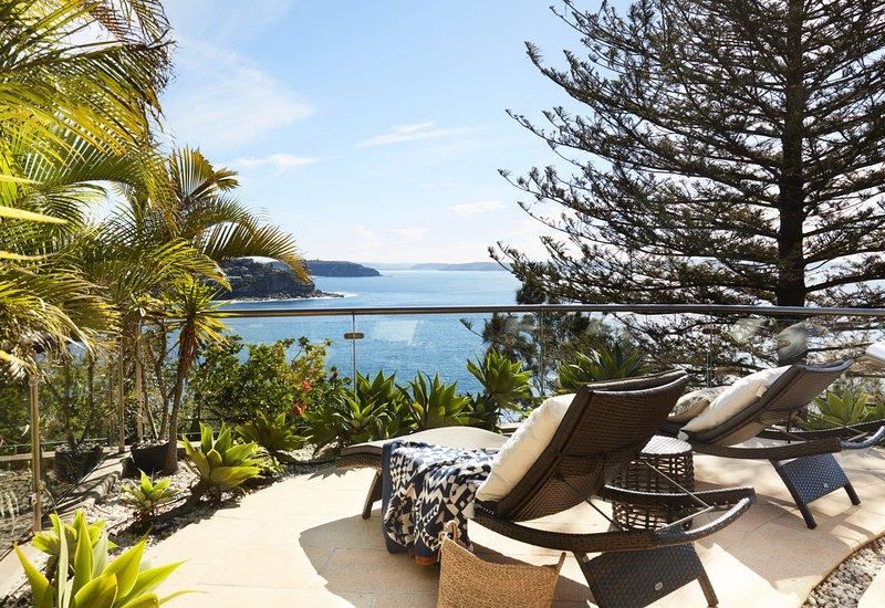WHALE BEACH HIDEAWAY, vacation rental in Whale Beach