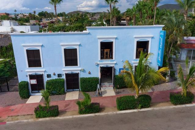 Gallo Azul Downtown, Loft Style Apartment #4, vacation rental in Todos Santos