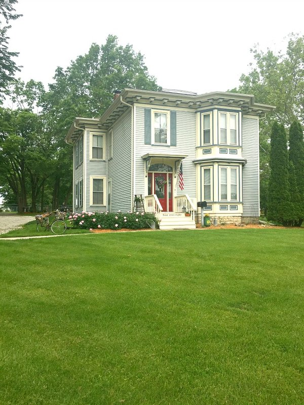 1882 Italianate Victorian with beautiful architectural detail.