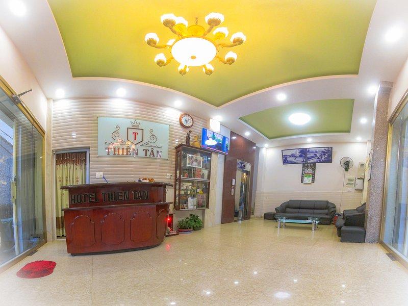 Khách Sạn Thiên Tân, location de vacances à Da Lat