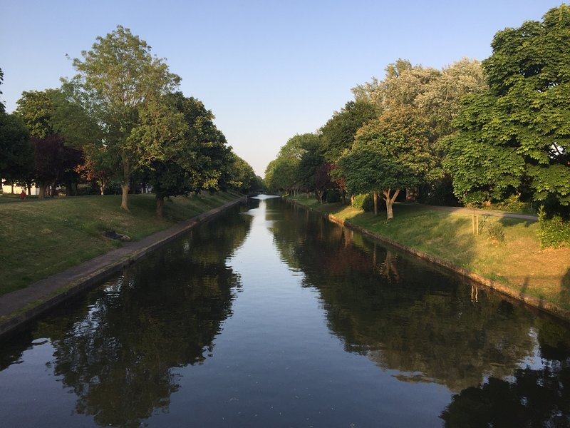 Royal Military Canal. Follow the towpath along this historic waterway for mile after mile.