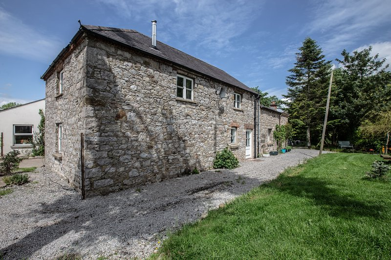 Back of Chestnut house