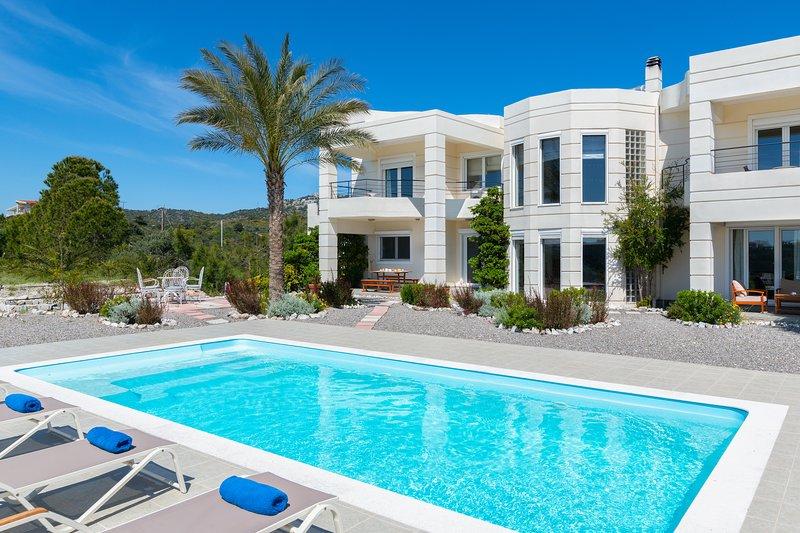 Andrealexia  -  Sea View Villa, holiday rental in Maritsa