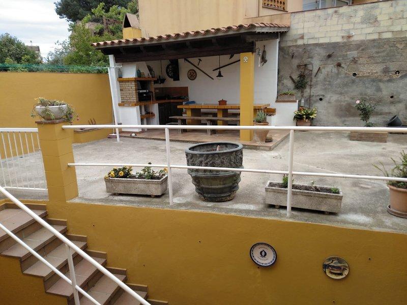 Village house - Palamós (PALAMOS - SANT JOAN DE PALAMOS), vacation rental in Vall-Llobrega
