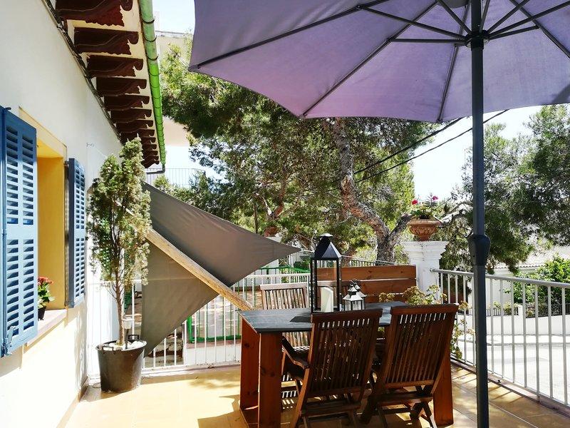 CASA 2 PINS, vacation rental in Cala Mandia