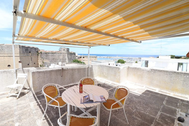 Casa Vacanze 'Rebecca' a Otranto 2 posti, location de vacances à Otranto
