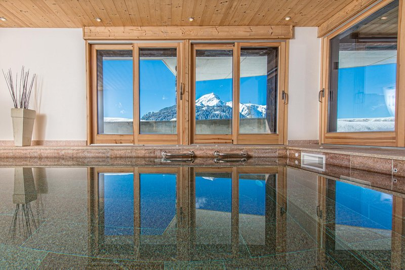 Chaletneuf du Tenne  Indoor pool and amazing views, vacation rental in Chatel