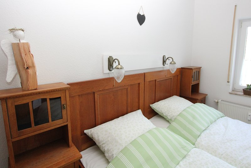 "The apartment ""Spreewald-Nest"" in Lübbenau can accommodate up to 4 people."