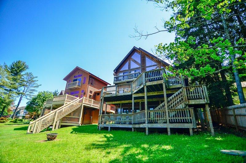 Quiet Splendor, vacation rental in McHenry