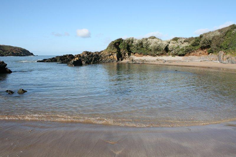 West Angle Bay - perfecto para niños pequeños