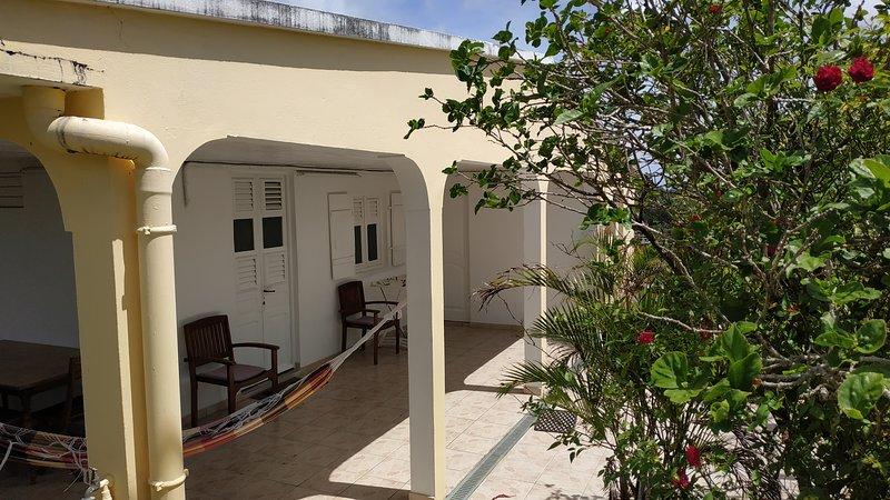 Location appartement de vacances en Martinique, location de vacances à Riviere-Pilote