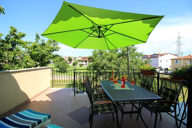 Apartment Fero Porec, location de vacances à Varvari