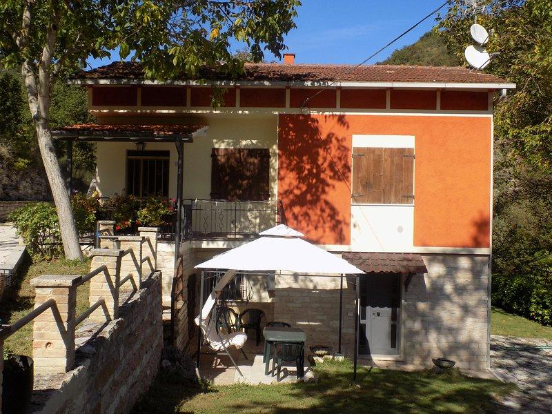 Casale La Baiona, holiday rental in Acqualagna