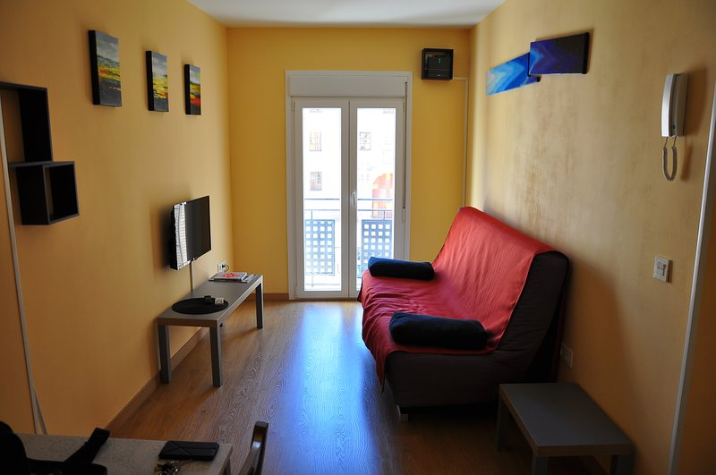 APARTAMENTO CENTRICO, holiday rental in Province of Zaragoza