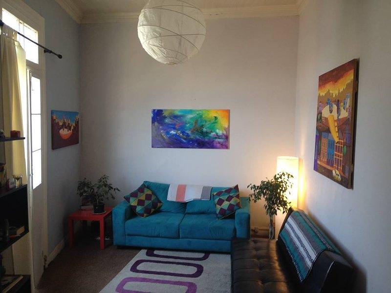 Valparaiso accommodation for days, alquiler de vacaciones en Valparaiso