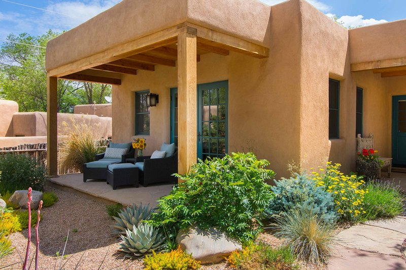 You're sure to have a memorable stay at this stunning Santa Fe home!