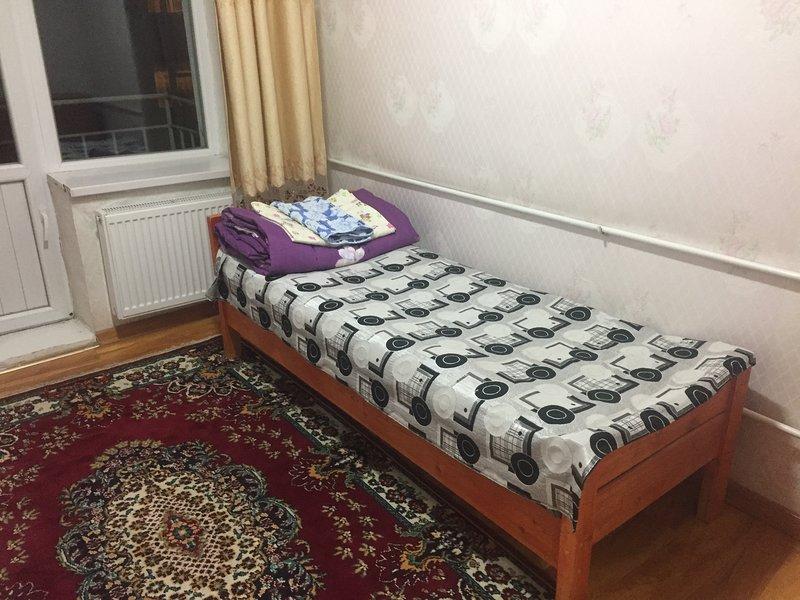 Slaapruimte 1