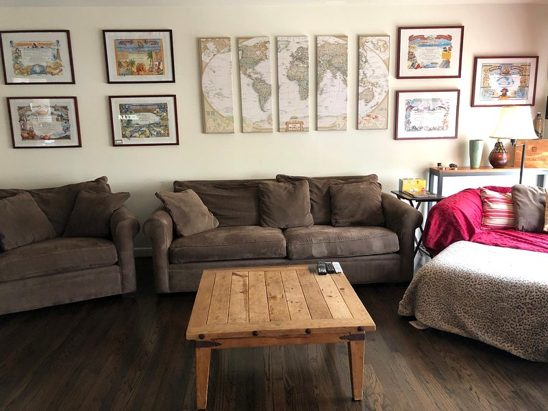 Outer Sunset Home ⭐️ Sleeps 6 ⭐️ Parking ⭐️ W/D ⭐️, vacation rental in San Francisco