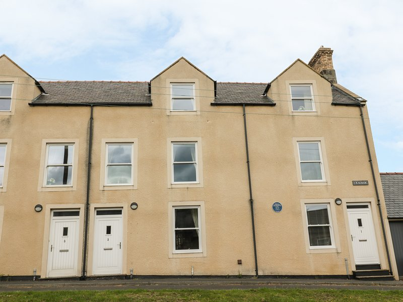 The Berwick, Belford, vacation rental in Chatton