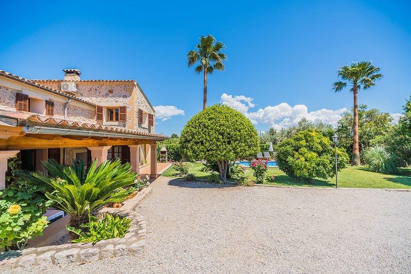 SA CASETA DE LLOSETA (ETV/4487) Ref. VP22, holiday rental in Lloseta