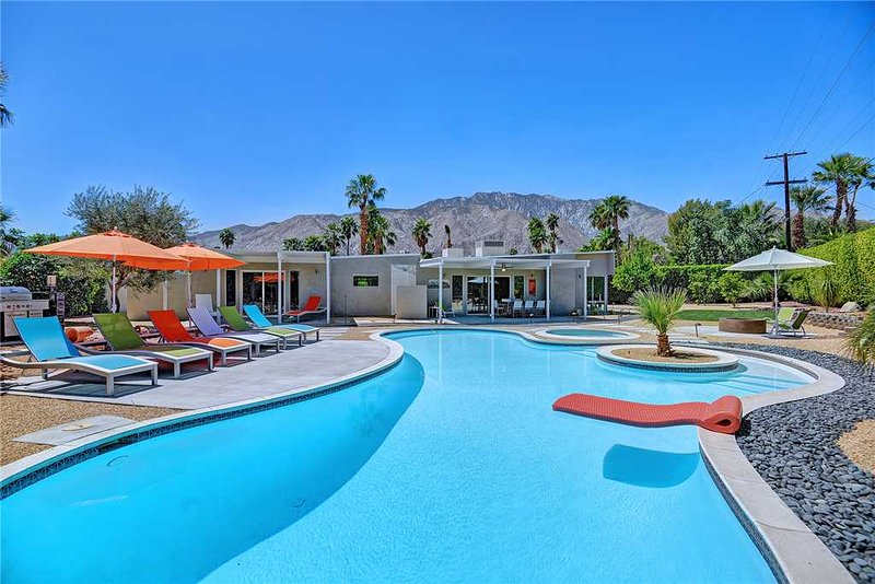 Lux Lounge, casa vacanza a Greater Palm Springs