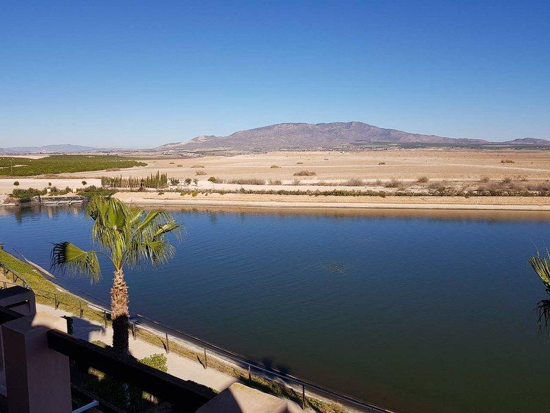 Sol y Descanso, holiday rental in Alhama de Murcia