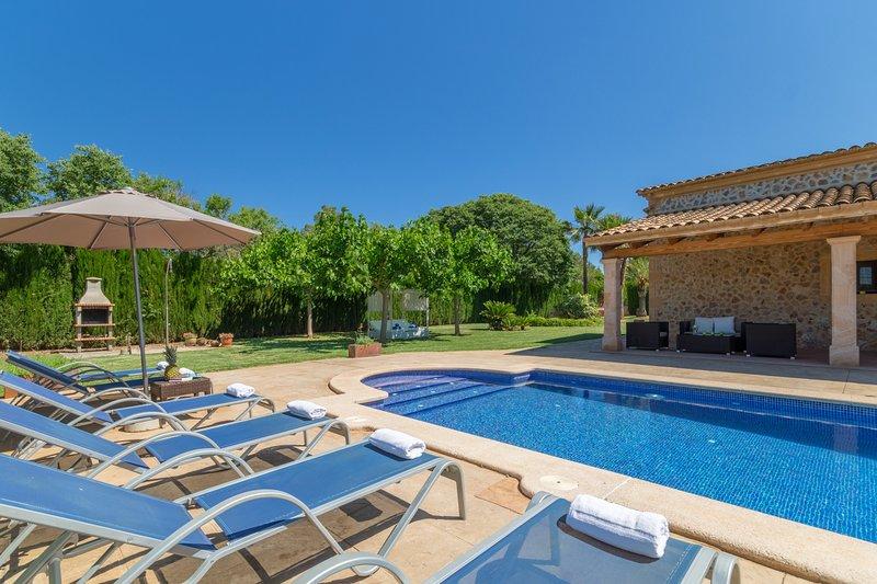 Call Vermell, Casa 5StarsHome, vacation rental in Inca