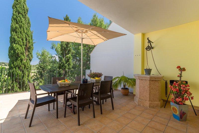 CAS PADRI, holiday rental in Muro