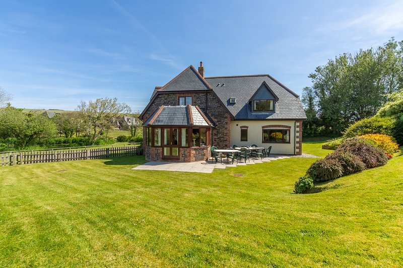 Penhayle, holiday rental in St Minver