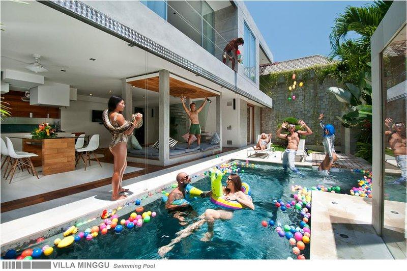 05-Villa Minggu, vacation rental in Denpasar