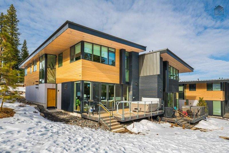 Stella Nova est située dans le village de Northstar et offre un accès facile aux pistes de ski.