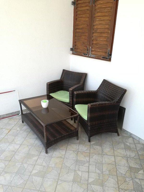 Terraza 2, Superficie: 15 m²