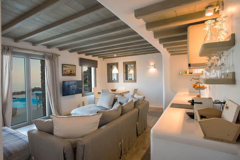 Selini Suite, casa vacanza a Plintri